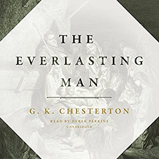 The Everlasting Man audiobook cover art