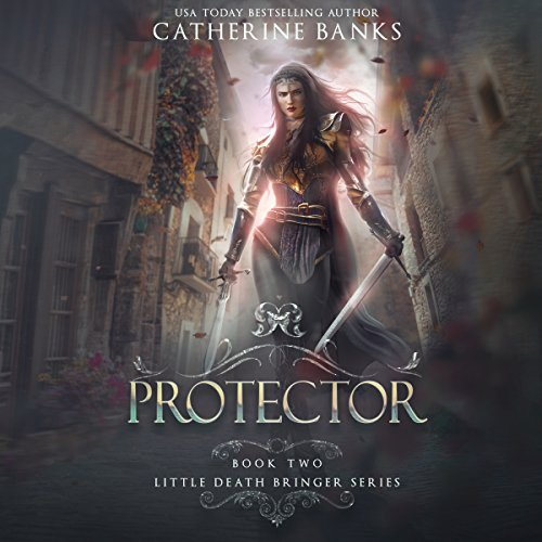 Protector Audiobook By Catherine Banks cover art