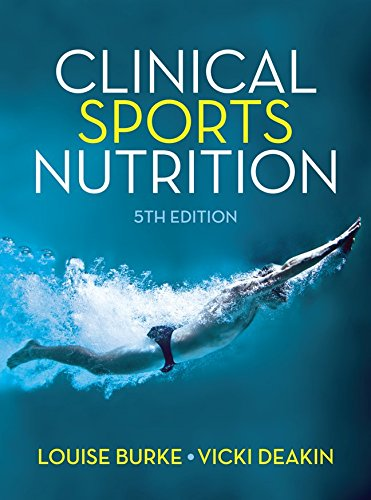 Clinical Sports Nutrition (Australia Healthcare Medical Medical)