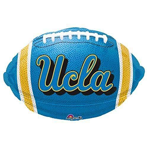 Anagram University Of California Los Angeles (Ucla) Junio Foil Balloon, 17', Multicolored