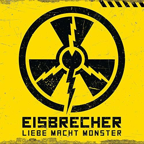 Eisbrecher: Liebe Macht Monster (Audio CD)