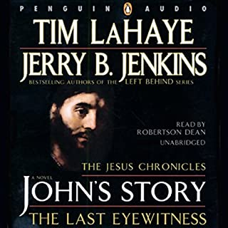 John's Story audiobook cover art