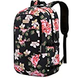 Travel Laptop Backpack,15.6-17.3 Inch Business Laptop Backpack with USB Charging Port and Lock