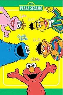 Ben&Jonah Royal Plush Area Rug (4' x 6') - Elmo's Amigos