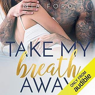 Take My Breath Away audiobook cover art