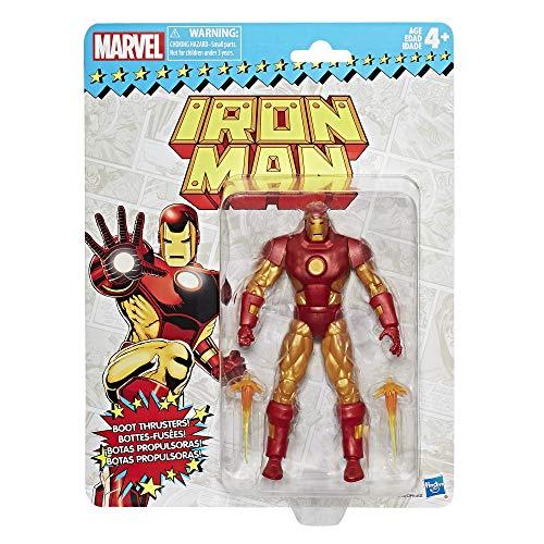 Marvel Retro 6-Inch Collection Iron Man...