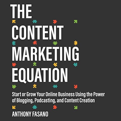The Content Marketing Equation audiobook cover art