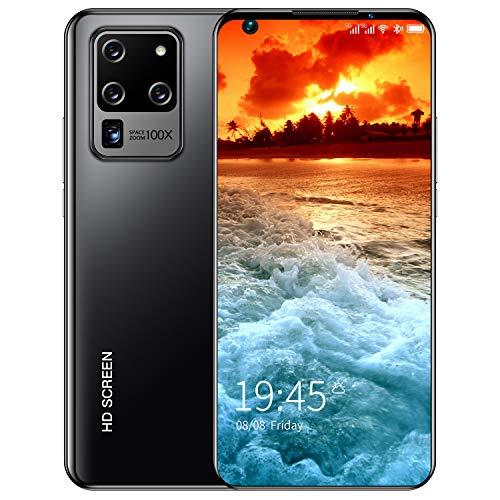 LVHC Smartphone Ohne Vertrag, S30U+ Dual SIM Handy, 6,82 Zoll FHD+5600mAh Akku, 64GB...