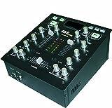 SKP Pro Audio SM-33i USB DJ Mixer with USB & Portable Player Input