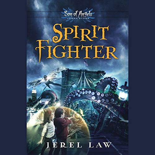 Spirit Fighter cover art