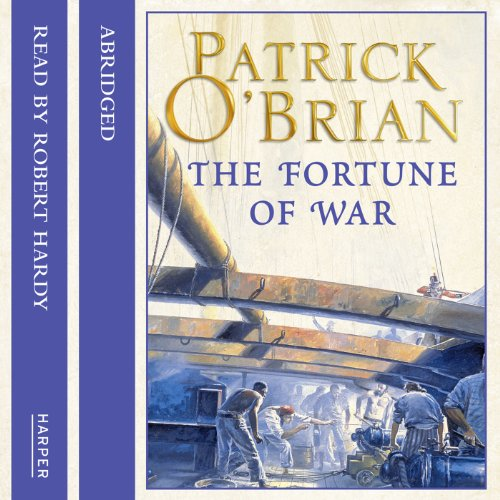 The Fortune of War audiobook cover art