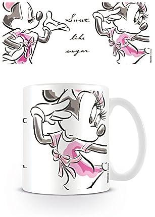 Minnie Mouse Taza de cerámica Sweet, Multicolor