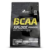 Olimp Sport Nutrition BCAA Xplode Aminoácidos Ramificados, Sabor a Fruit Punch - 1000 gr
