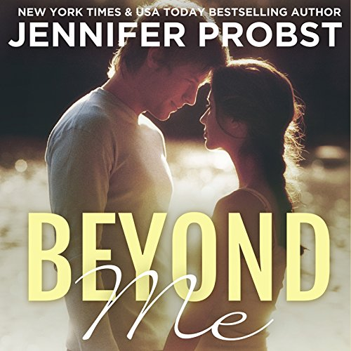 Beyond Me audiobook cover art