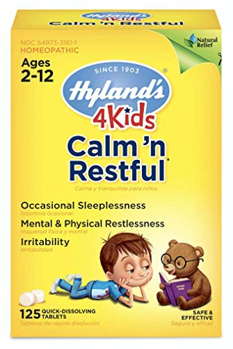 Kids Sleep Aid Tablets, Calm