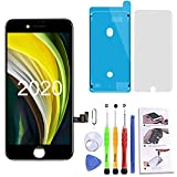 for iPhone SE 2020 Screen Replacement [ 2nd Generation ] LCD 4.7 Inch Display Touch Screen Digitizer Replacement Kit