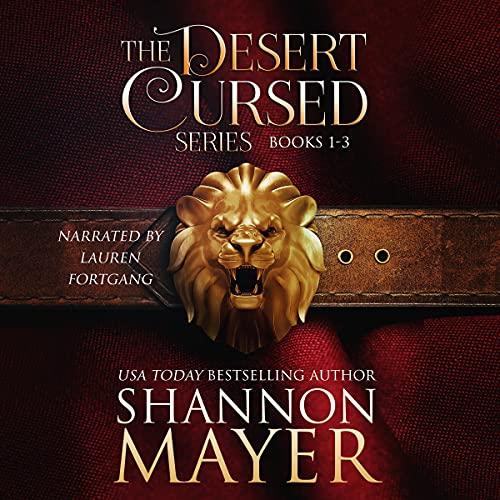 The Desert Cursed Series Boxset, Books 1-3 cover art