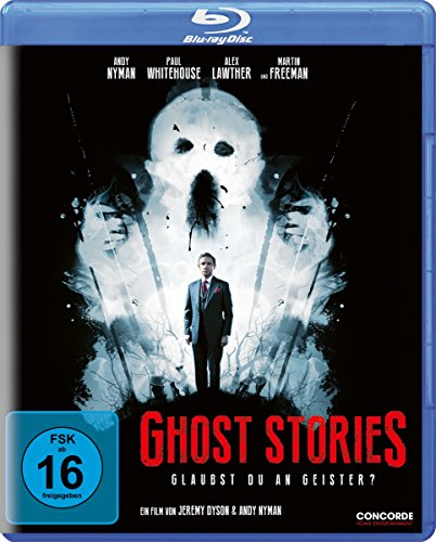 Ghost Stories [Blu-ray]