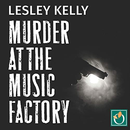 Murder at the Music Factory cover art