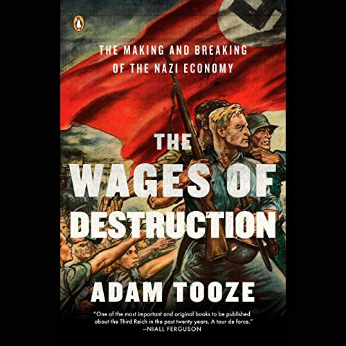 The Wages of Destruction cover art