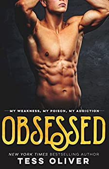 Obsessed (Lace Underground Trilogy Book 2) by [Tess Oliver]