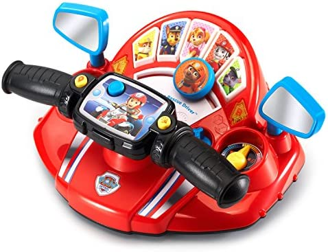 VTech Paw Patrol Pups to The Rescue Driver, Red