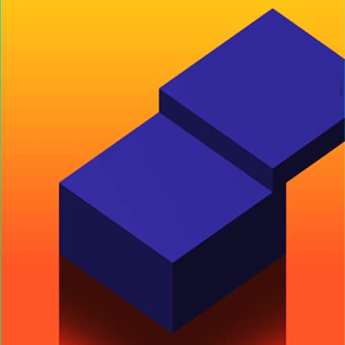 Cover art Hyper Casual Game: Cube Hill - 2020