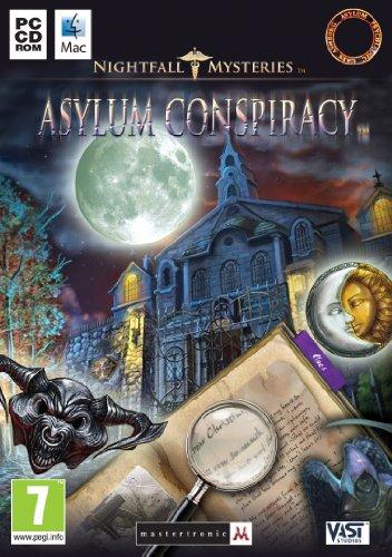 Nightfall Mysteries: Asylum Conspiracy [PEGI]