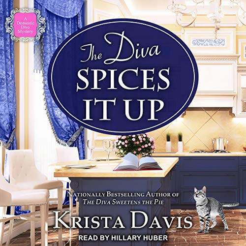 The Diva Spices It Up  By  cover art