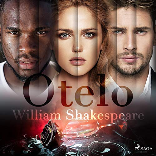 Otelo audiobook cover art