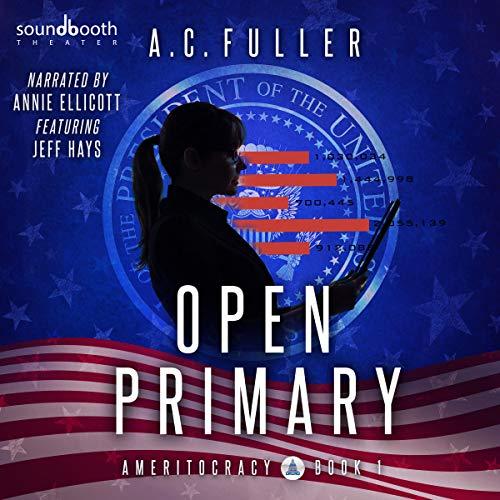 Open Primary audiobook cover art