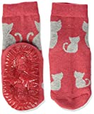 Sterntaler FLI Air Katze calcetines, Baya roja Mel, 18 para Niñas