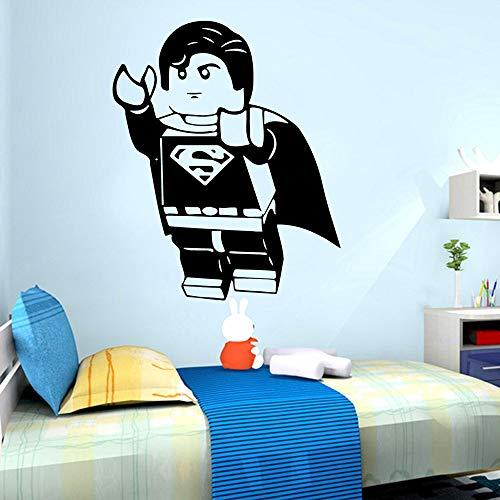 Tianpengyuanshuai Cartoon Vinyl Tapete Raumdekoration Wandaufkleber Zimmer Schlafzimmer Wandaufkleber 36X38cm