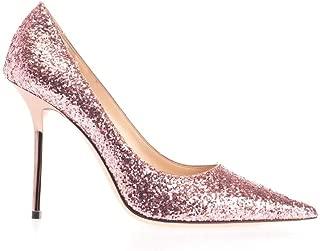 JIMMY CHOO Luxury Fashion Womens LOVE100CIGCANDY Pink Pumps   Fall Winter 19