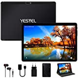 YESTEL Tablet 10 Pulgadas Android Tablet PC con 4GB RAM 64GB ROM + Expandido 128GB Quad Core Let Dual SIM 8000mAh con...