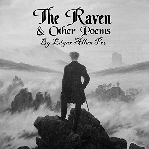 The Raven and Other Poems audiobook cover art