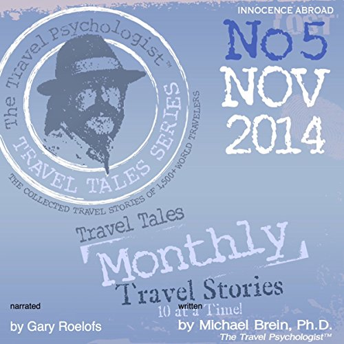 Travel Tales Monthly: No. 5 NOV 2014 Titelbild