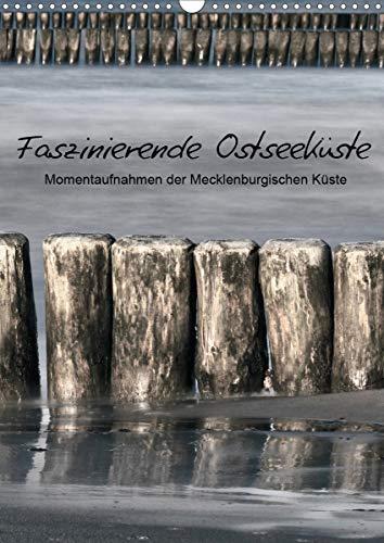 Faszinierende Ostseeküste (Wandkalender 2021 DIN A3 hoch)