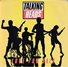 Talking Heads 45rpm Love For Sale / Hey Now 7