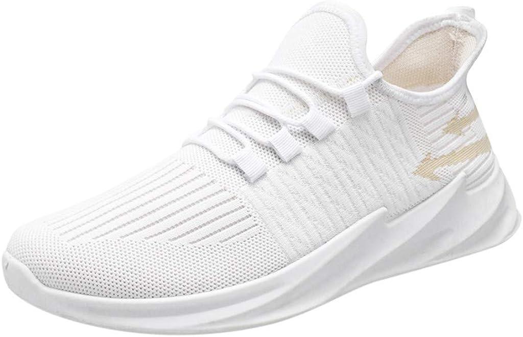 USYFAKGH Woman&Men Fashion Shoes Breathable Mesh Sport Sneaker Unisex Casual Shoes Canvas Sneakers Women