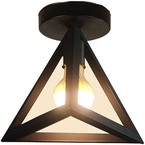 Lampe de plafond Restaurant nordique Balcon Salle d'étude Entrée Couloir Couloir lumières Sélectionnez (Couleuré  A)
