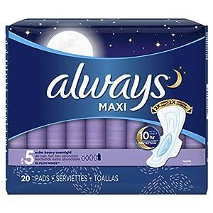 Always Maxi Size 5 Extra Heavy Overn...