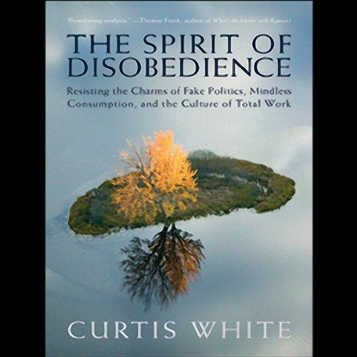 The Spirit of Disobedience audiobook cover art