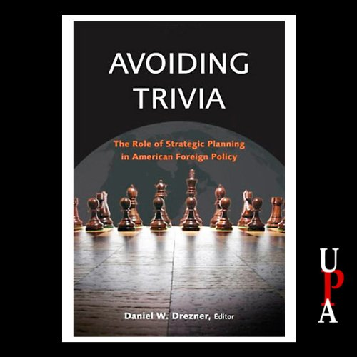Avoiding Trivia audiobook cover art