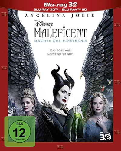 Maleficent: Mächte der Finsternis [3D Blu-ray]