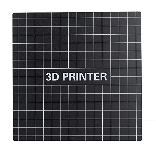 3D Printer Build Surface 235mm Build Plate 235x235 (pacchetto di due) Eewolf