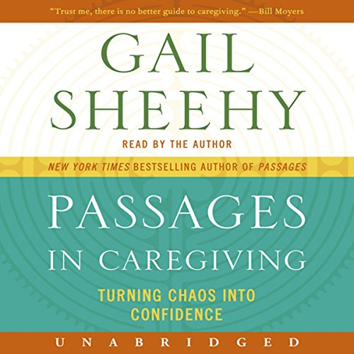 Passages in Caregiving audiobook cover art