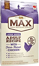 NUTRO MAX Large Breed Adult Recipe With Farm Raised Chicken Dry Dog Food, (1) 25-lb. bag