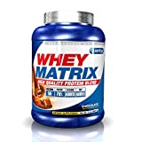 Quamtrax Nutrition Whey Matrix, Sabor Chocolate - 2270 gr
