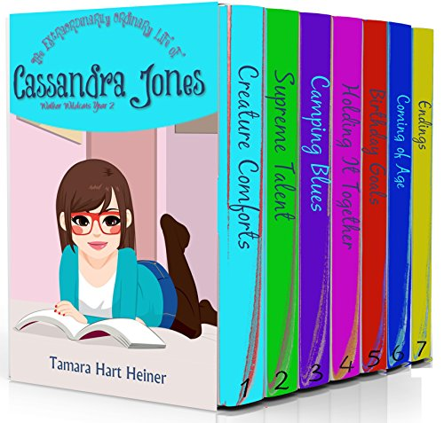 Walker Wildcats Year 2: Age 11 Box set: A Confidence-Building Book for Kids: Episodes 1-7 (The Extraordinarily Ordinary Life of Cassandra Jones) (English Edition)